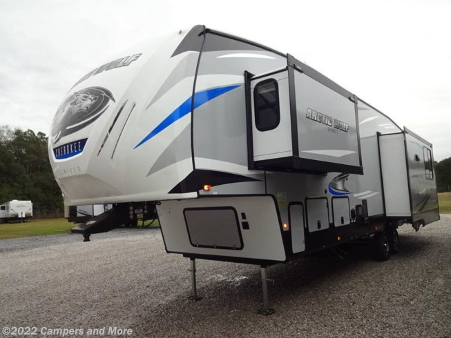 2020 Forest River Arctic Wolf 3550SUITE - New Fifth Wheel For Sale by Campers and More in Mobile, Alabama