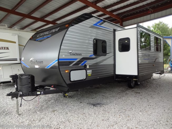 2021 Coachmen Catalina Legacy Edition 263BHSCK - New Travel Trailer For Sale by Campers and More in Mobile, Alabama