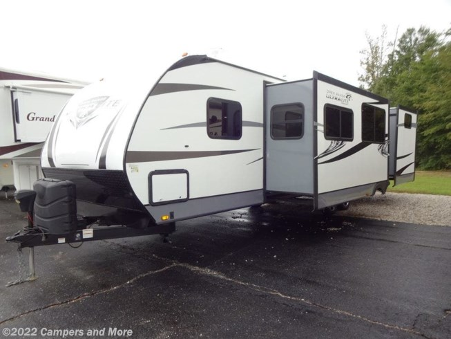 2017 Highland Ridge Open Range Ultra Lite 3110BH - Used Travel Trailer For Sale by Campers and More in Mobile, Alabama