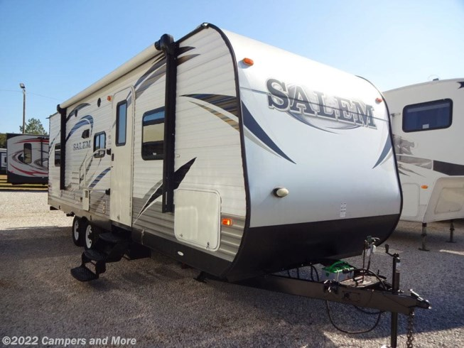 2014 Salem 26TBUD/RENT TO OWN/NO CREDIT CHECK by Forest River from Campers and More in Mobile, Alabama