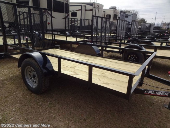 2021 Caliber 5X10 UTILITY/RENT TO OWN/NO CREDIT CHECK - New Utility Trailer For Sale by Campers and More in Mobile, Alabama