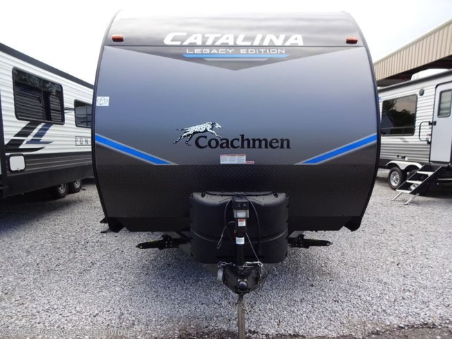 New 2021 Coachmen Catalina Legacy Edition 243RBS available in Mobile, Alabama