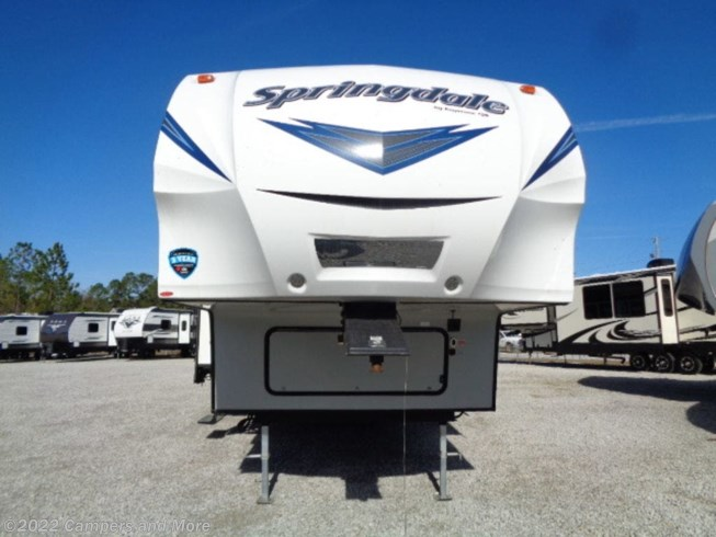 Used 2018 Keystone Springdale 302FWRK available in Saucier, Mississippi