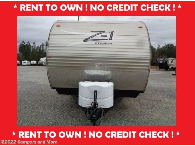 Used 2014 CrossRoads 271BH/RENT T0 OWN/NO CREDIT CHECK available in Saucier, Mississippi