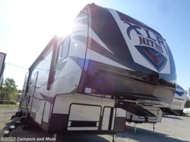 2017 Forest River 29DK5 - Used Toy Hauler For Sale by Campers and More in Saucier, Mississippi