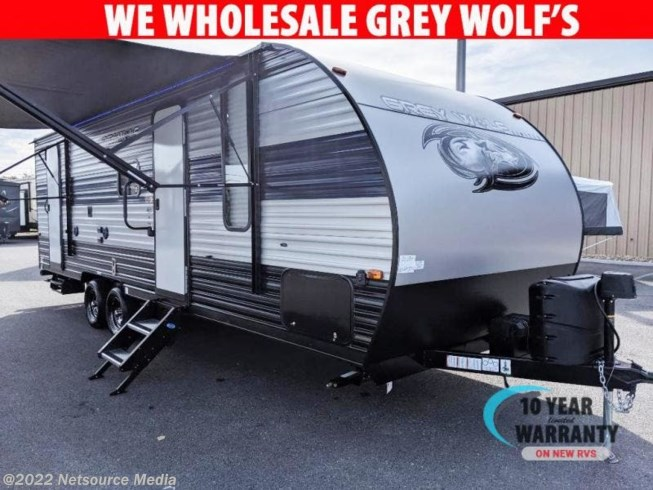 New 2021 Forest River Cherokee Grey Wolf 23DBH available in London, Kentucky