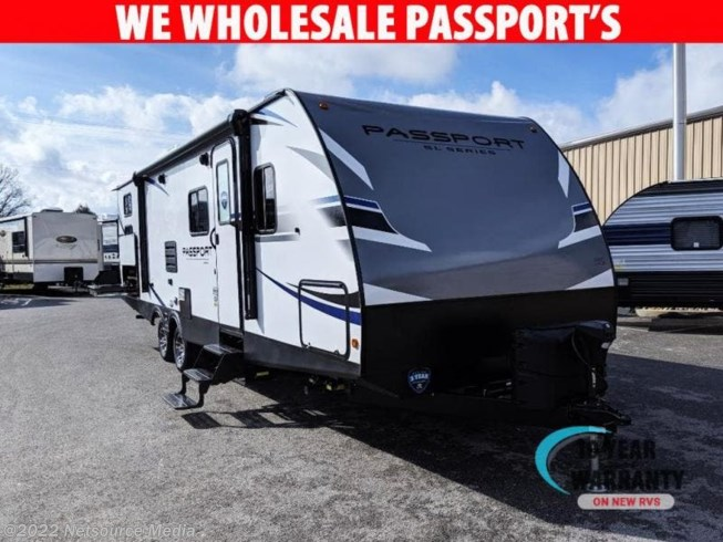 New 2020 Keystone Passport 292BH SL Series available in London, Kentucky