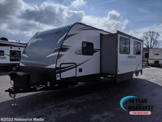2020 Passport 292BH SL Series by Keystone from Big Daddy's RV in London, Kentucky