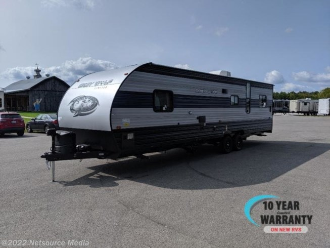2021 Forest River Cherokee Grey Wolf 26MBRR - New Toy Hauler For Sale by Big Daddy's RV in London, Kentucky