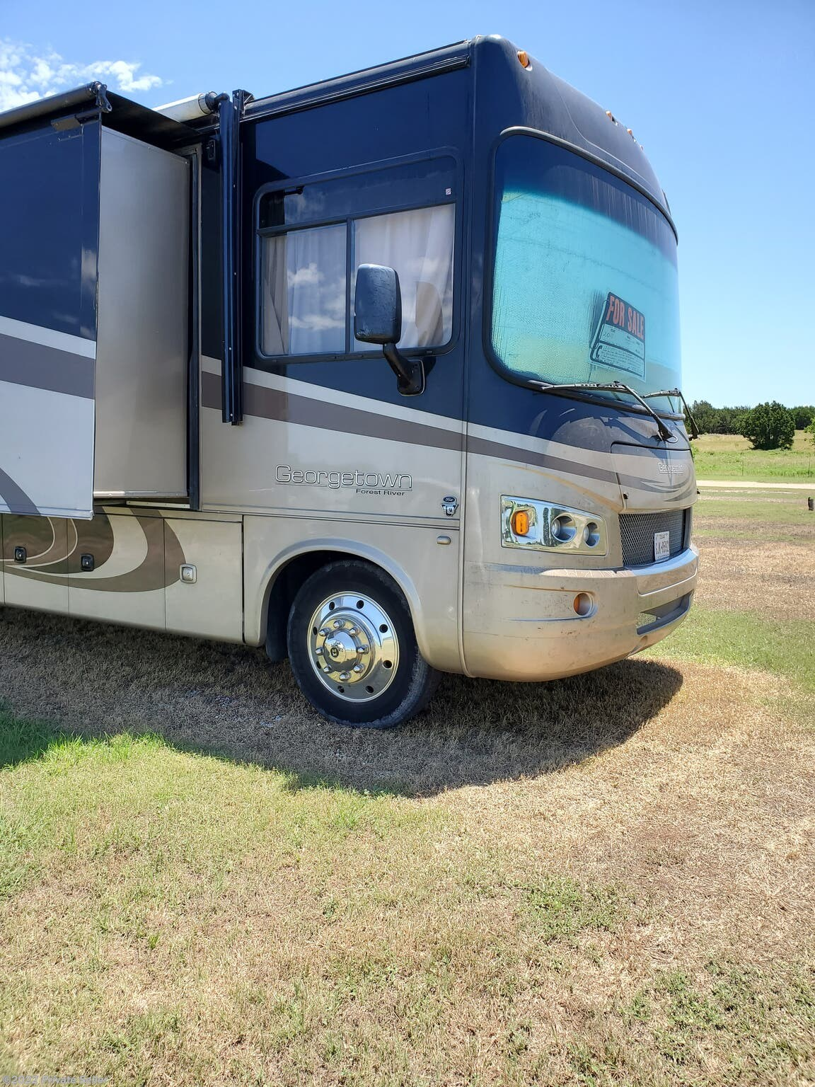 2011 Forest River RV Georgetown 378TS for Sale in Whitney, TX 76692  