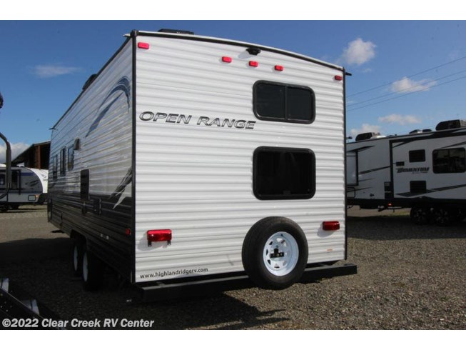 2020 Open Range Conventional OT26BH by Highland Ridge from Clear Creek RV Center in Puyallup, Washington