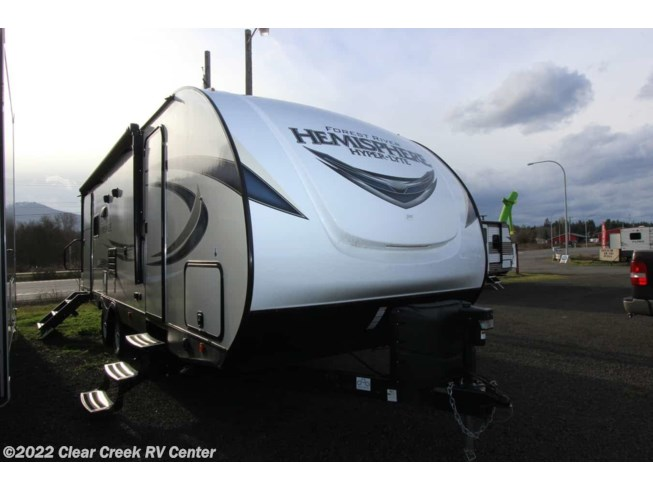 New 2019 Forest River Salem Hemisphere HL 26RLHL available in Puyallup, Washington