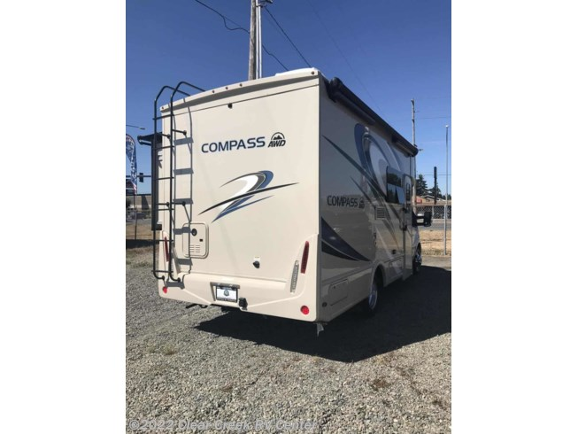 New 2021 Thor Motor Coach Compass RUV 23TW AWD available in Puyallup, Washington