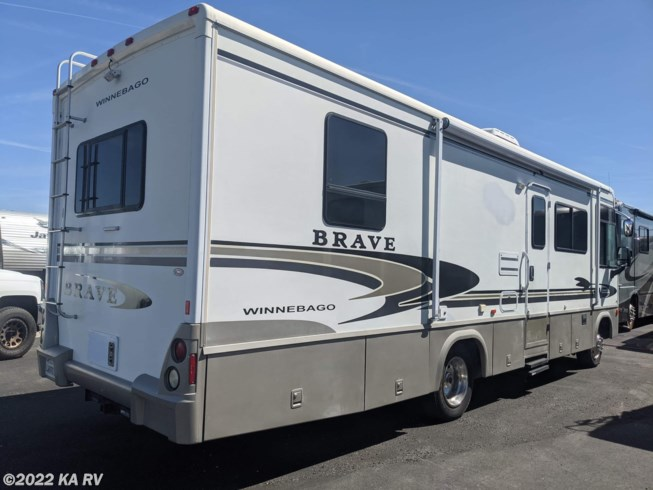 2002 Winnebago Brave - Used Class A For Sale by KA RV in Desert Hot Springs, California