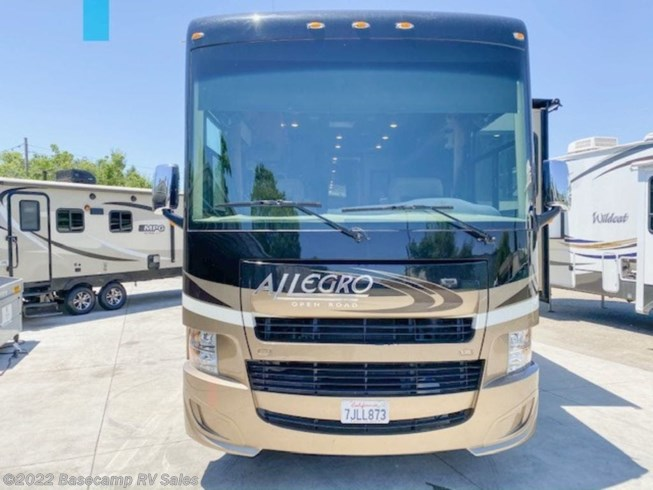 2015 Tiffin Allegro 31 SA - Used Class A For Sale by Basecamp RV Sales in Rocklin, California