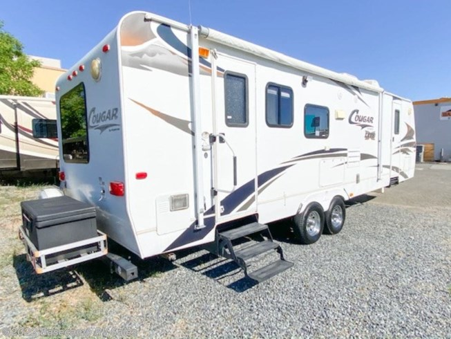 2008 Keystone 29RLS - Used Travel Trailer For Sale by Basecamp RV Sales in Rocklin, California
