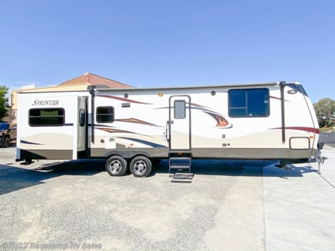 2014 Keystone Sprinter 299RET - Dealer Stock - Used Travel Trailer For Sale by Basecamp RV Sales in Rocklin, California