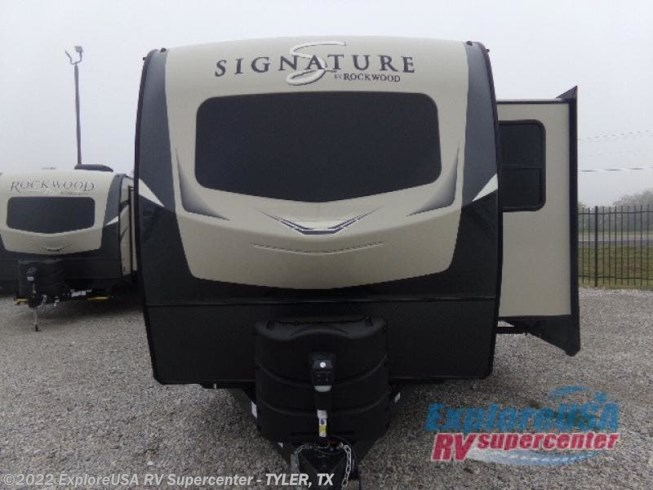 New 2020 Forest River Rockwood Signature Ultra Lite 8335SB available in Tyler, Texas
