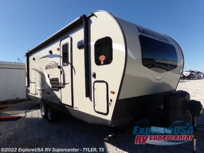New 2021 Forest River Rockwood Mini Lite 2506S available in Tyler, Texas