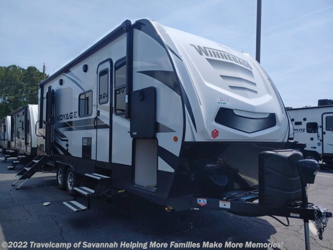 New 2021 Winnebago Voyage 2427RB available in Savannah, Georgia