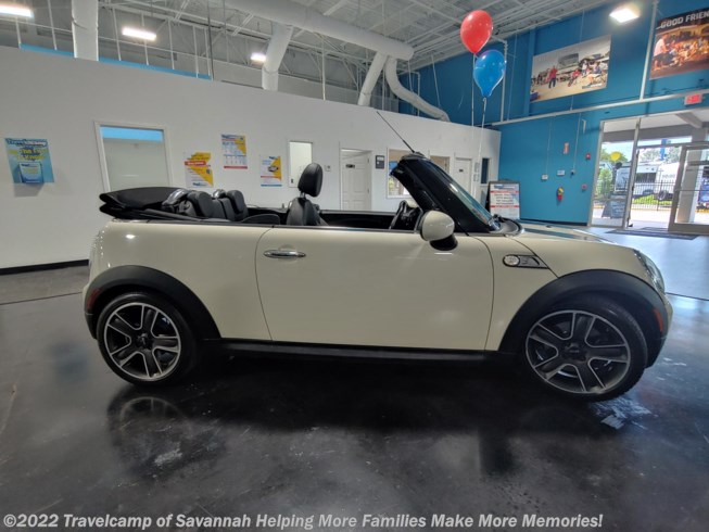 2010 MINI COOPER S CONVERITBLE by Miscellaneous from Travelcamp of Savannah in Savannah, Georgia