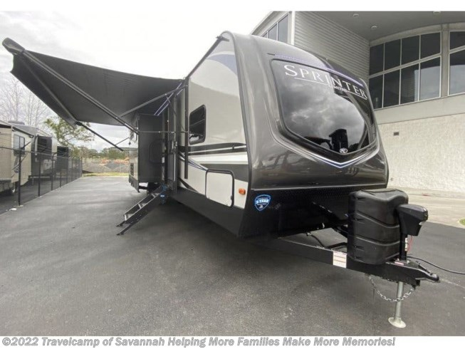 New 2020 Keystone Sprinter 341BIK available in Savannah, Georgia