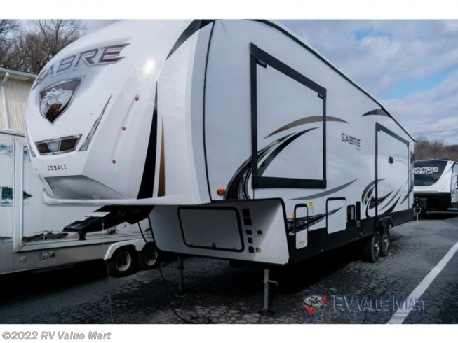 New 2021 Forest River Sabre 32DPT available in Bath, Pennsylvania