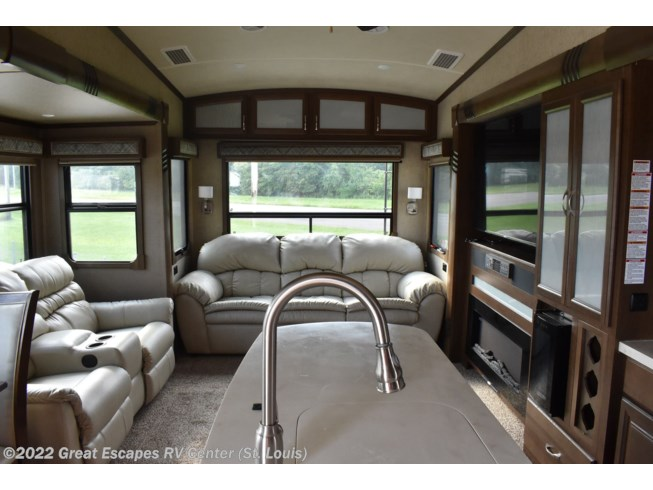 2017 Cedar Creek Champagne Edition 38EL by Forest River from Great Escapes RV Center in Eureka, Missouri