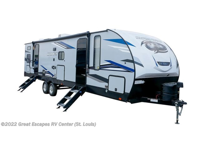 New 2021 Forest River Cherokee Alpha Wolf 22SW-L available in Eureka, Missouri