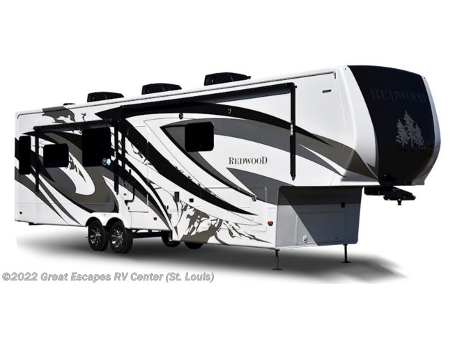 2021 CrossRoads Redwood 4001LK - New Fifth Wheel For Sale by Great Escapes RV Center in Eureka, Missouri