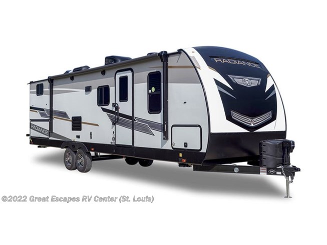 New 2021 Cruiser RV Radiance Ultra Lite R-28BH available in Eureka, Missouri