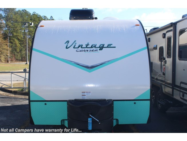 New 2020 Gulf Stream Vintage Cruiser 17RWD available in Salem, Alabama
