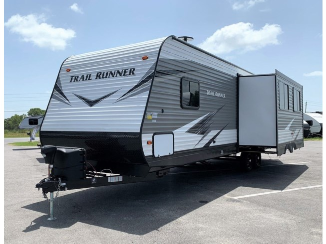 New 2021 Heartland Trail Runner 27RKS available in Salem, Alabama