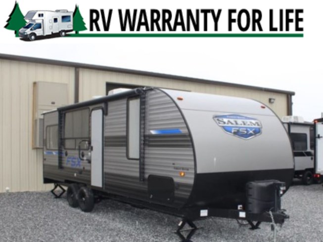 New 2021 Forest River Salem FSX 260RT available in Salem, Alabama