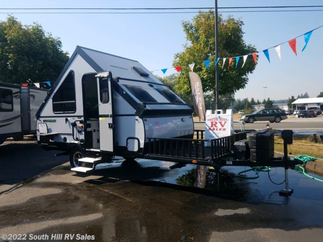 New 2019 Forest River Rockwood Extreme Sports Package A122THESP available in Yelm, Washington