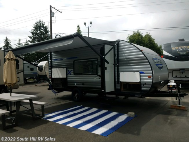 New 2021 Forest River Salem FSX 179DBK available in Yelm, Washington
