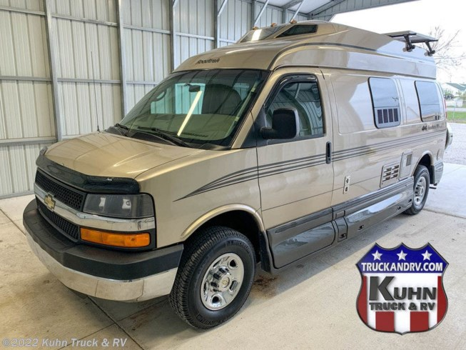 Used 2008 Roadtrek 4x4 190 Popular available in Sherwood, Ohio