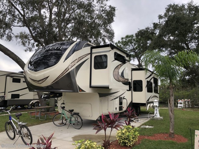 Used 2019 Grand Design Solitude 344GK-R available in Lindale, Georgia
