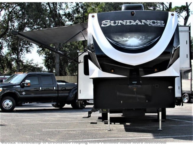 2019 Sundance 289TS by Heartland from Travelcamp of Brooksville in Brooksville, Florida