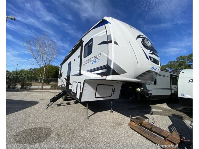 New 2021 Forest River Cherokee ARCTIC WOLF 287BH available in Brooksville, Florida