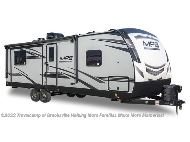 New 2021 Cruiser RV MPG 2120RB available in Brooksville, Florida