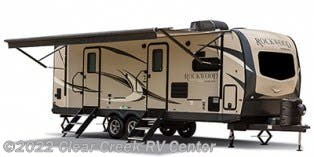 New 2021 Forest River Rockwood Ultra Lite 2606WS available in Sequim, Washington