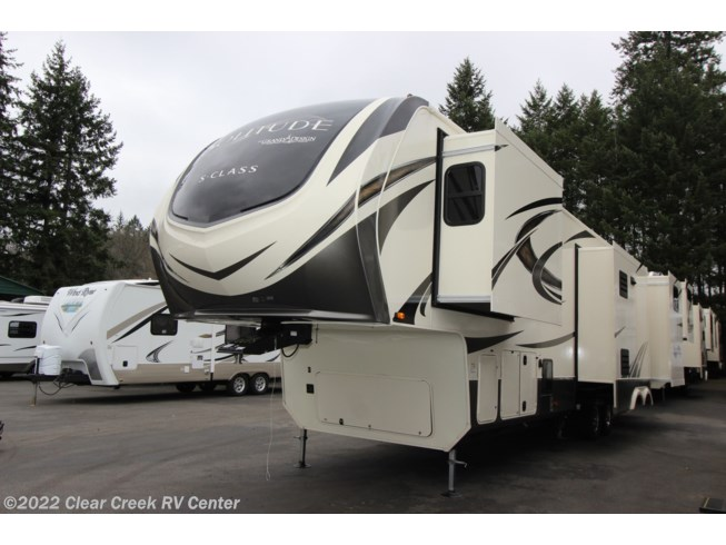 New 2020 Grand Design Solitude 3950BH available in Sequim, Washington