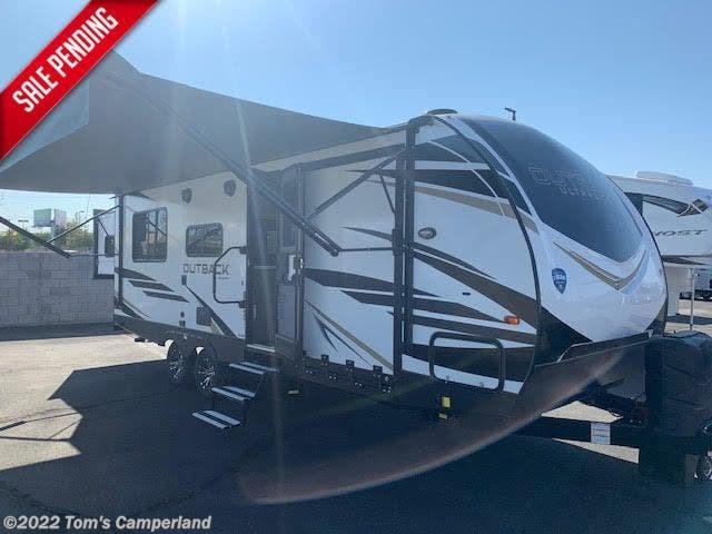 New 2021 Keystone Outback 240URS available in Mesa, Arizona