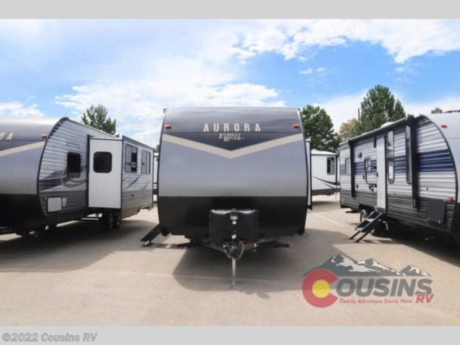 New 2021 Forest River Aurora 24RLS available in Colorado Springs, Colorado