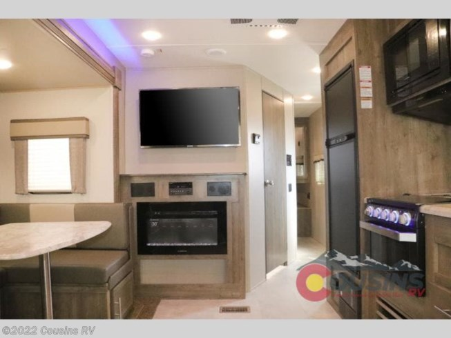 2021 Forest River Aurora 24RLS - New Travel Trailer For Sale by Cousins RV in Colorado Springs, Colorado features Slideout