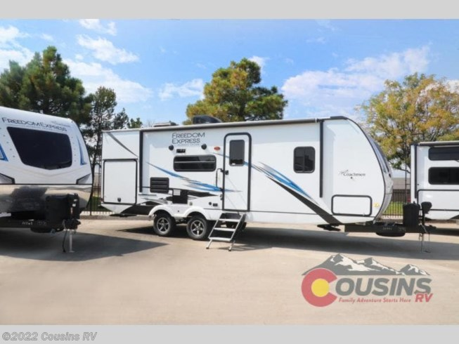 New 2021 Coachmen Freedom Express Ultra Lite 248RBS available in Wheat Ridge, Colorado
