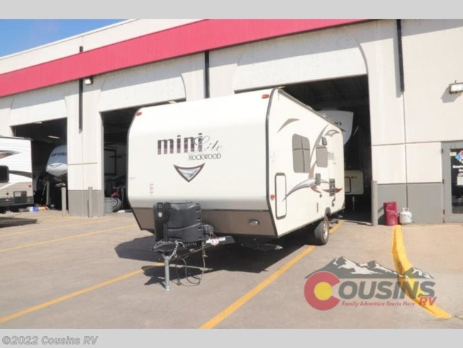 2017 Rockwood Mini Lite 1905 by Forest River from Cousins RV in Wheat Ridge, Colorado