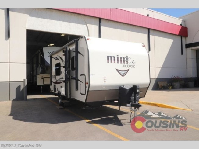 Used 2017 Forest River Rockwood Mini Lite 1905 available in Wheat Ridge, Colorado