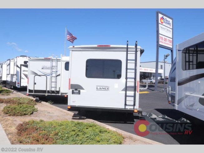 2020 Lance Lance Travel Trailers 2375 - New Travel Trailer For Sale by Cousins RV in Wheat Ridge, Colorado features Slideout